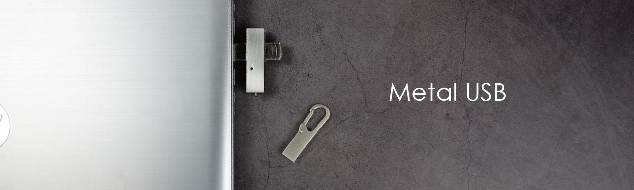 金屬USB隨身碟