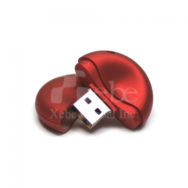 活動贈品批發 圓形USB