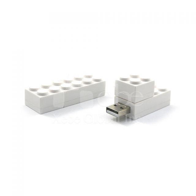 積木造型USB