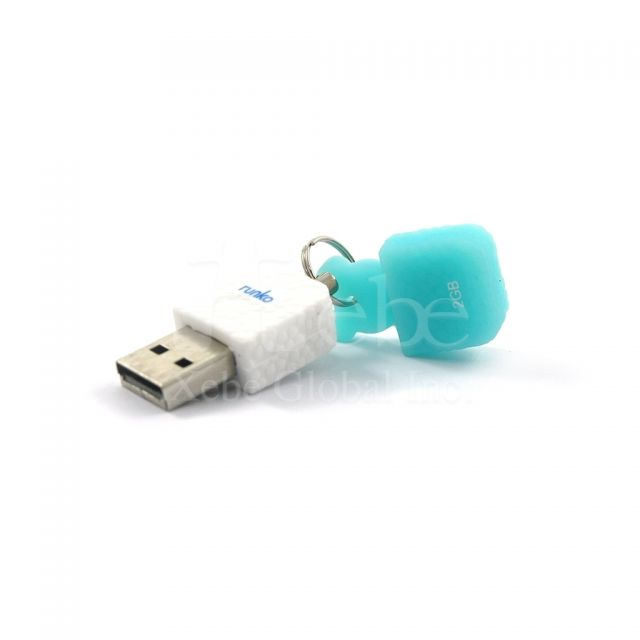 可愛USB手指