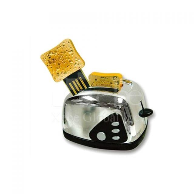 烤麵包機USB手指