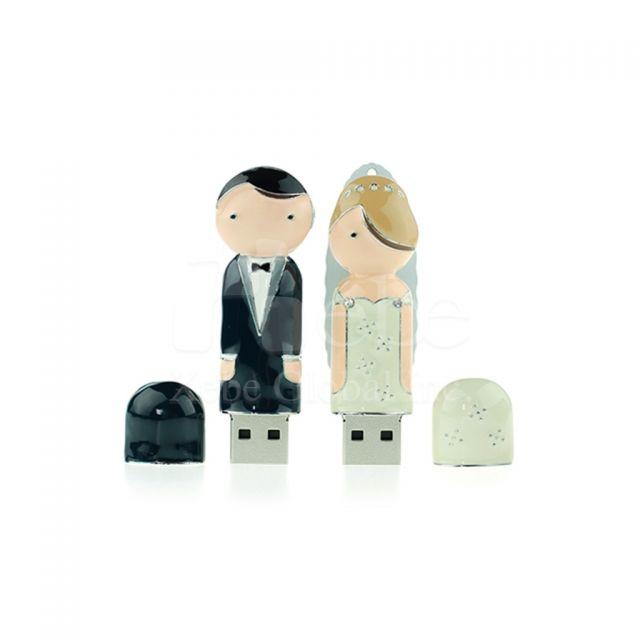 新郎USB手指
