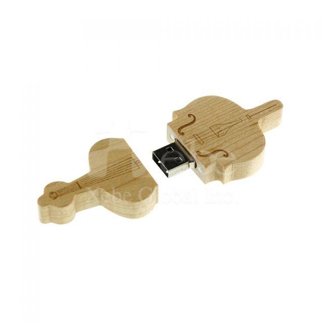 推薦USB手指 提琴造型USB