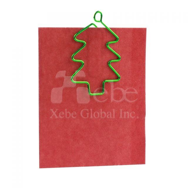 聖誕節禮物 迴紋針