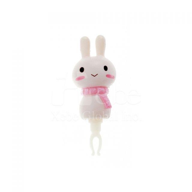 贈品 小兔造型耳機塞