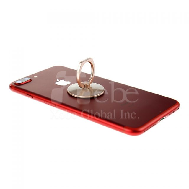 極簡風格訂造手機指環 宣傳禮物