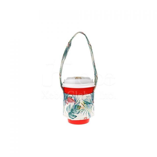 紅鸛飲料提袋 環保飲品袋