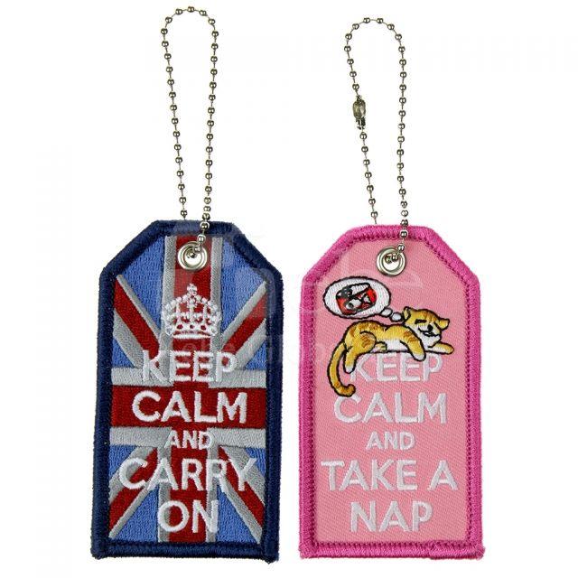 英國圖案行李牌 創意禮物