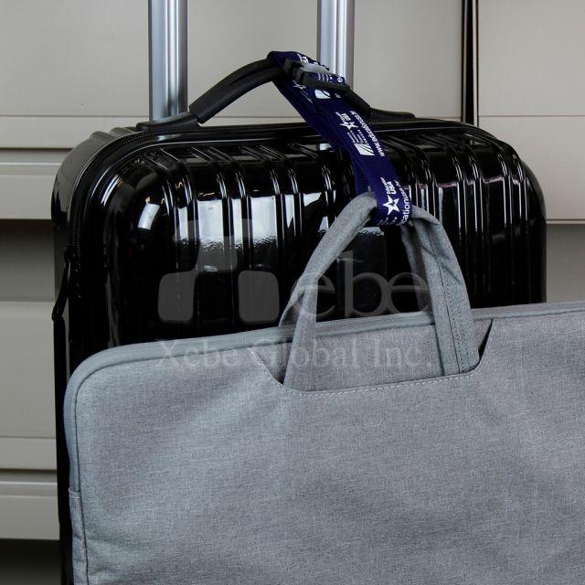 活動宣傳訂造行李束帶 公司禮品