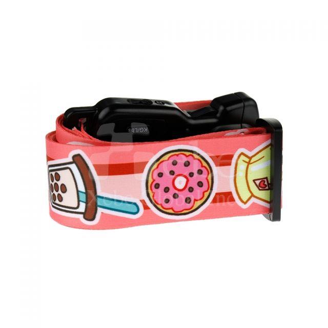 可秤重密碼鎖行李帶 多功能行李束帶