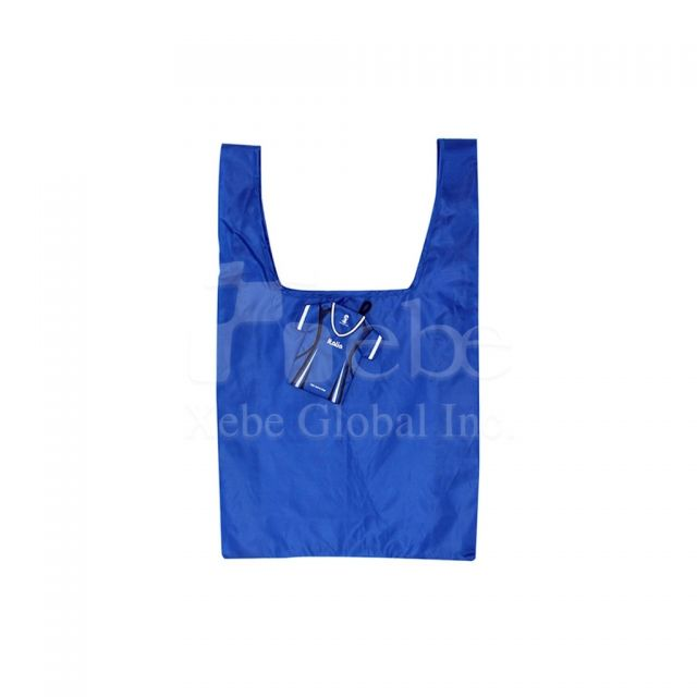 波衫造型摺疊環保袋 企業送禮推薦