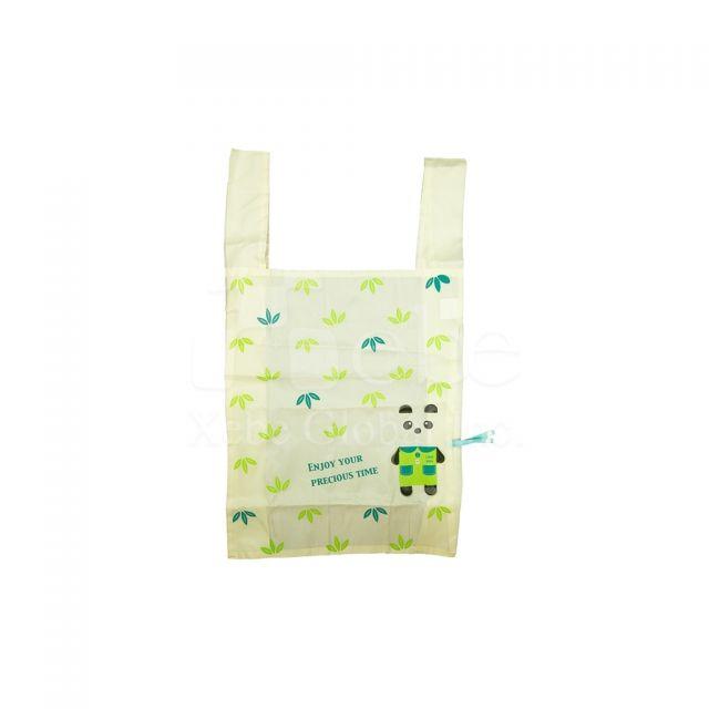 熊貓造型環保袋 展覽贈品