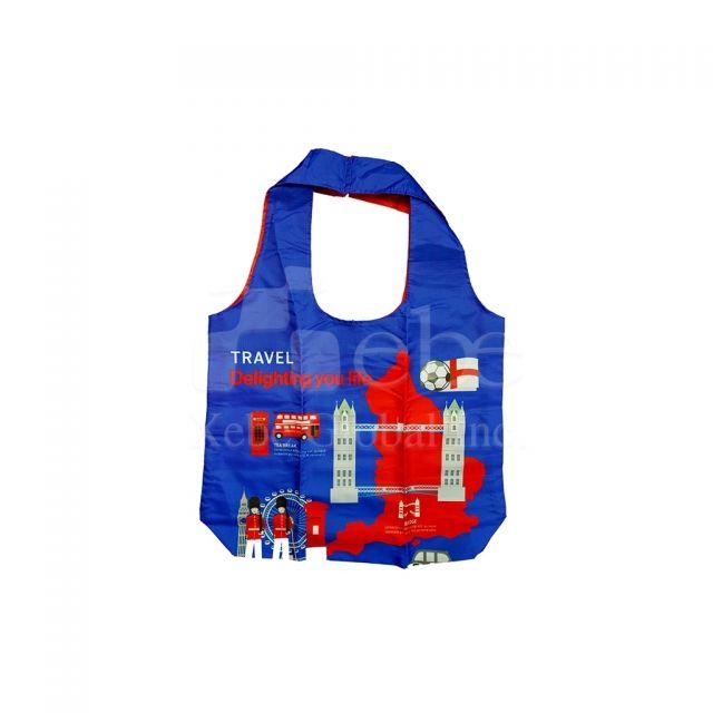 世界旅遊英國環保袋 宣傳禮品