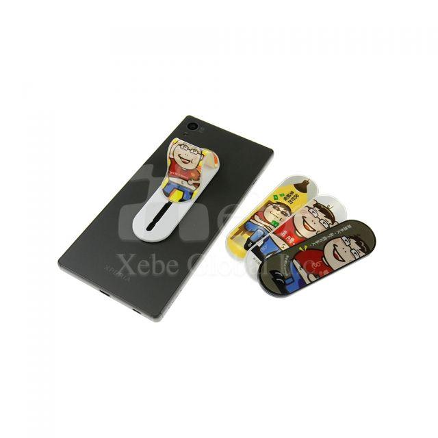 肥老闆手機指環貼 訂造商品