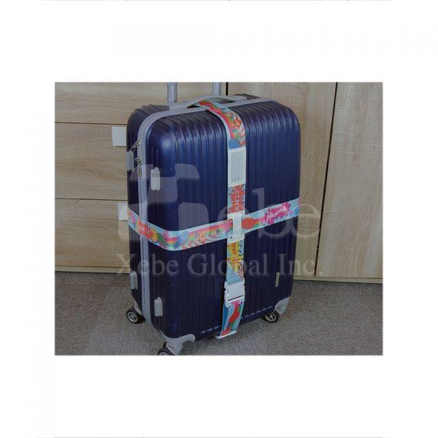 行李箱十字帶 十字型行李綁帶