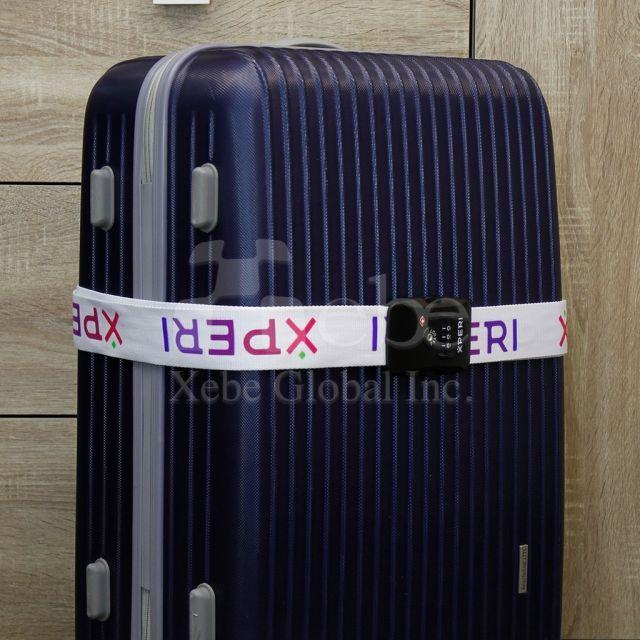 海關密碼鎖行李束帶 TSA海關鎖行李帶