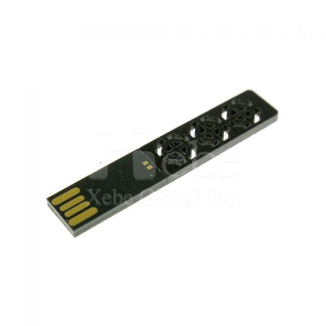 鏤空木頭USB手指