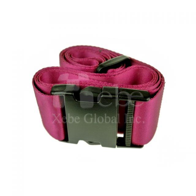 訂造行李綁帶印製