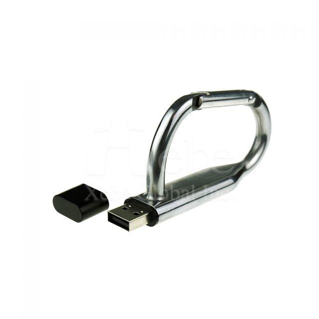 金屬掛環USB手指