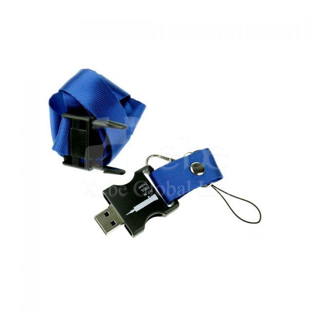 訂造掛繩USB手指
