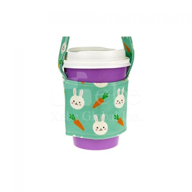 小白兔飲料品袋